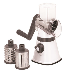 Avanti Table Top Drum Grater W/3 Blades - ZOES Kitchen