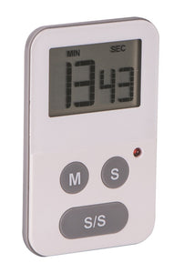 Avanti Digital Slim Timer W/Light-White - ZOES Kitchen