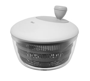 Avanti Salad Spinner 3.5l White/Grey - ZoeKitchen