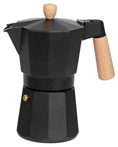 Avanti Malmo Esp Maker, 6 Cup - Black - ZOES Kitchen