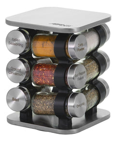 Avanti Spice Rack Revolving 12 Jar - ZOES Kitchen