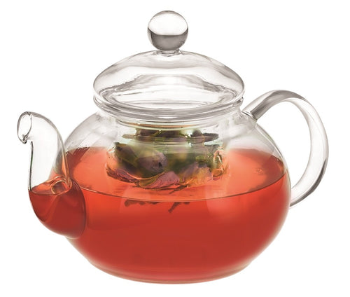 Avanti Eden Glass Teapot 600ml - ZOES Kitchen