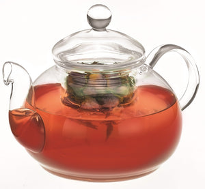 AVANTI EDEN GLASS TEAPOT 800ML - ZoeKitchen