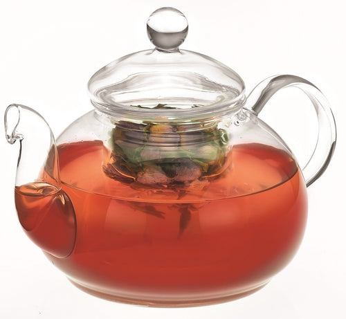 Avanti Eden Glass Teapot 800ml - ZOES Kitchen