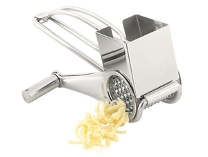 Avanti S/S Lifestyle Rotary Cheese Grater - ZOES Kitchen