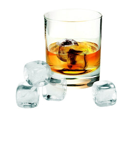Avanti Whisky Rocks Set 6 - Crystal - ZoeKitchen
