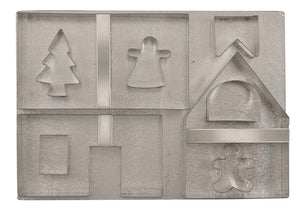 Avanti Gingerbread House 10pc - ZOES Kitchen