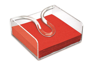 Avanti Acrylic Napkin Holder - ZoeKitchen