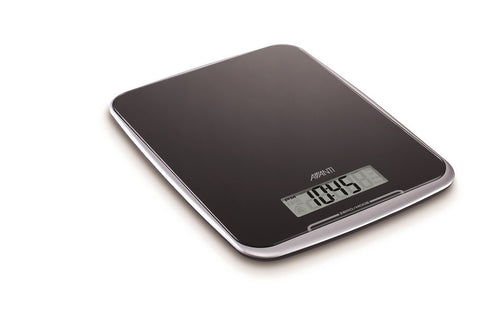Avanti High Capacity Kitchen Scale Black - ZOES Kitchen