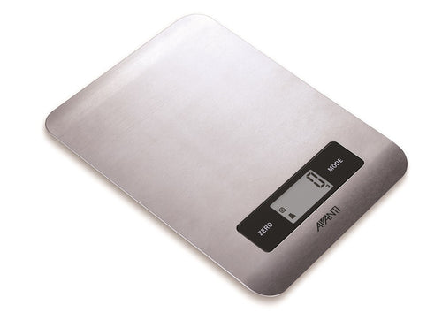 Avanti Ultra Slim Digital Kitchen Scale - ZOES Kitchen