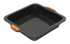 Bake Master Silicone Square Cake Pan 20x5cm - ZOES Kitchen