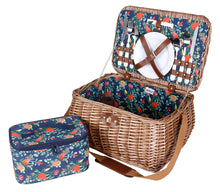 Load image into Gallery viewer, Avanti Picnic Basket 2 Person - Natives - ZoeKitchen