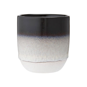 Ladelle Cafe Tumbler - Ombre Black - ZOES Kitchen
