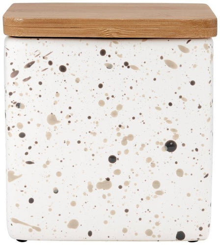 Ladelle Abode Speckled Assorted Canister - ZOES Kitchen
