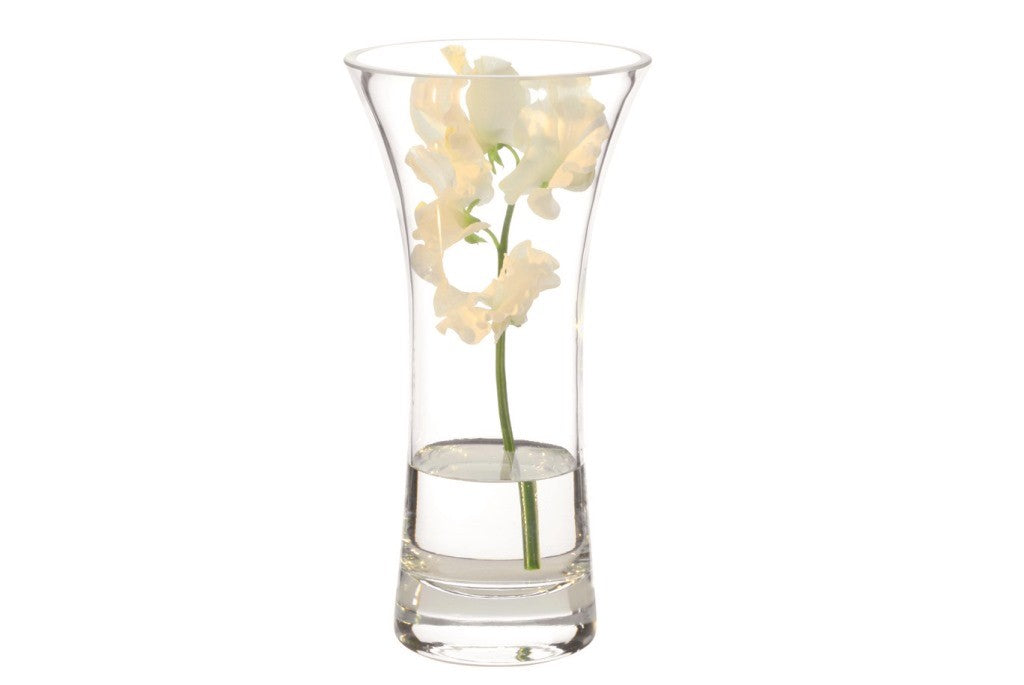 maxwell & williams diamante flared vase 20cm gb - ZoeKitchen