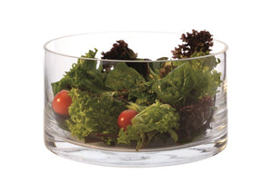 Maxwell & Williams Diamante Cylindrical Salad Bowl 22cm Gb - ZoeKitchen