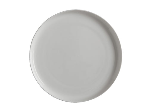 MAXWELL & WILLIAMS CASHMERE HIGH RIM COUPE PLATE 26.5CM - ZoeKitchen