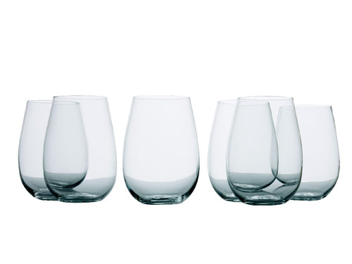 Maxwell & Williams Mansion Stemless Wht Wine 500ml S6 Gb - ZOES Kitchen
