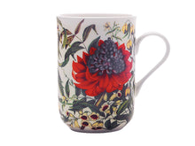 Load image into Gallery viewer, Maxwell & Williams Royal Botanic Garden Euphemia Henderson Mug 300ml Waratah Gift Boxed - ZOES Kitchen