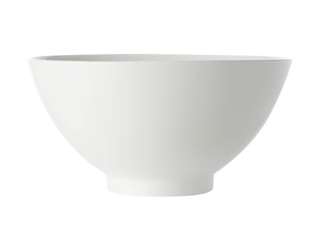 Maxwell & Williams White Basics Noodle Bowl 20cm - ZoeKitchen