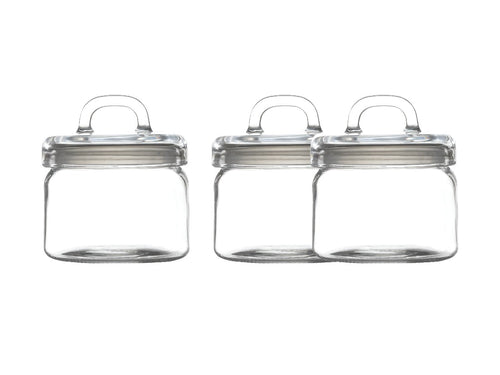 MAXWELL & WILLIAMS REFRESH CANISTER SET OF 3 750ML GIFT BOXED - ZoeKitchen