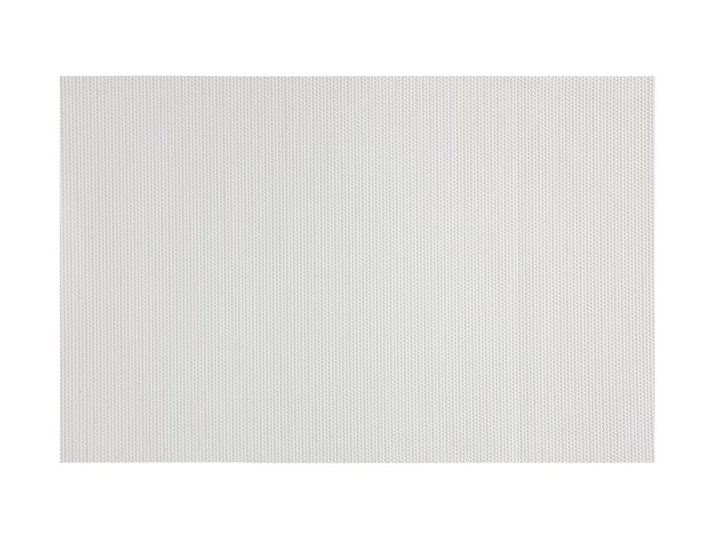 Maxwell & Williams Placemat Glimmer 45x30cm White - ZoeKitchen