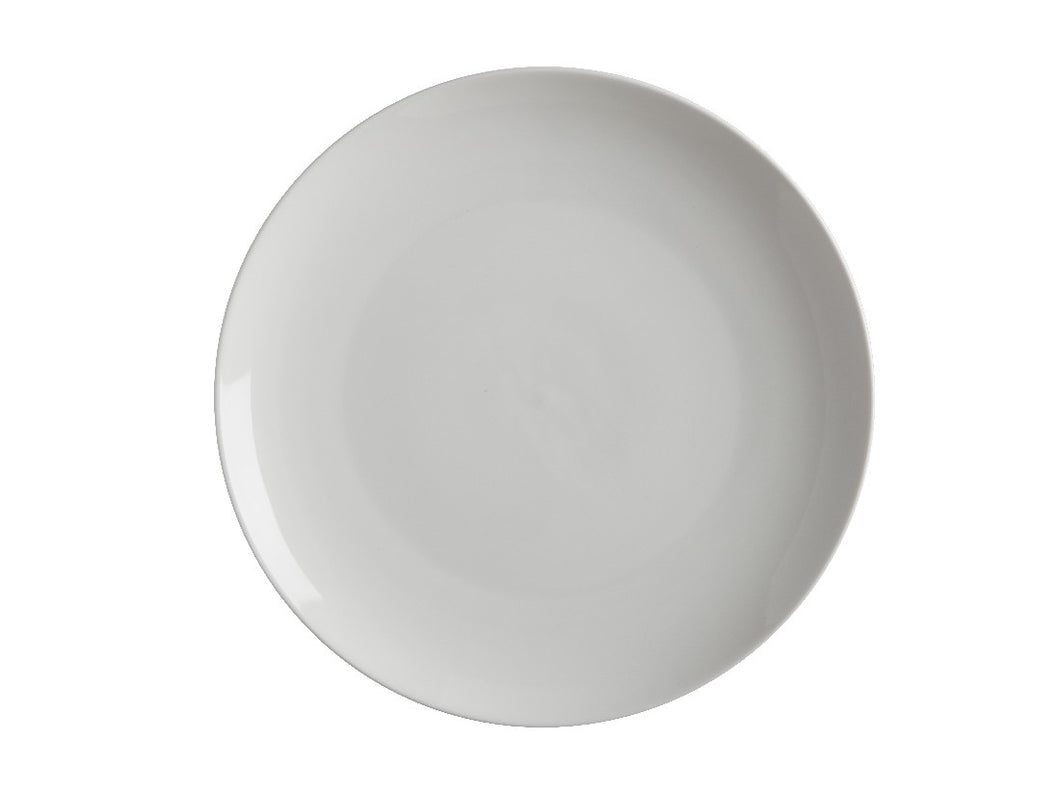 Maxwell & Williams White Basics Round Platter 40cm - ZoeKitchen