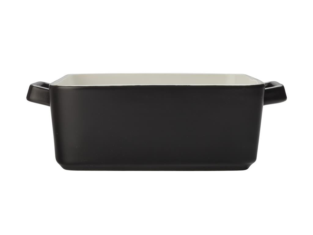 Maxwell & Williams Epicurious Square Baker 24x8cm Black Gift Boxed - ZoeKitchen