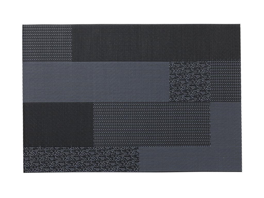 Maxwell & Williams Placemat Blocks 45x30cm Navy - ZOES Kitchen