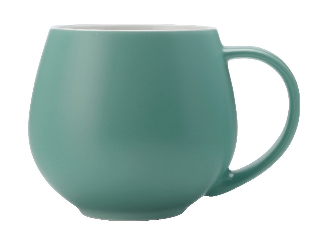 Maxwell & Williams Tint Snug Mug 450ml Aqua - ZOES Kitchen