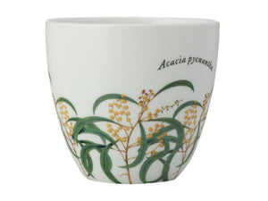 Maxwell & Williams Royal Botanic Garden Tealight Holder Wattle Gift Boxed - ZOES Kitchen