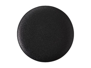 Maxwell & Williams Caviar Round Platter 36cm Black - ZOES Kitchen