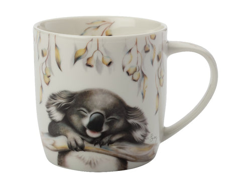 Maxwell & Williams Sally Howell Mug 340ml Koala Tin Gift Boxed - ZOES Kitchen
