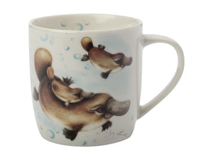 Maxwell & Williams Sally Howell Mug 340ml Platypus Tin Gift Boxed - ZOES Kitchen