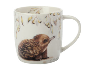 Maxwell & Williams Sally Howell Mug 340ml Echidna Tin Gift Boxed - ZOES Kitchen