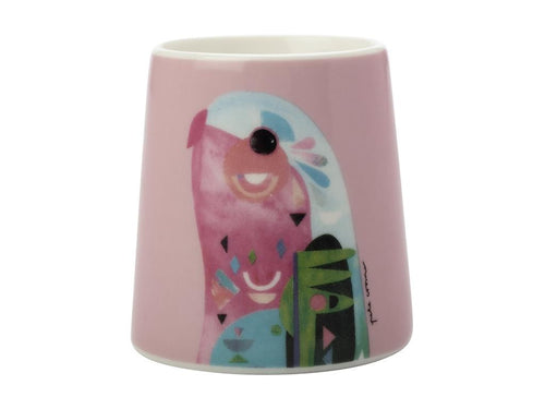 Maxwell & Williams Pete Cromer Egg Cup Parrot - ZoeKitchen