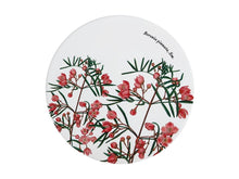 Load image into Gallery viewer, Maxwell & Williams Royal Botanic Garden Ceramic Round Trivet 20cm Boronia - ZOES Kitchen