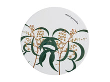 Load image into Gallery viewer, Maxwell & Williams Royal Botanic Garden Ceramic Round Trivet 20cm Wattle - ZOES Kitchen