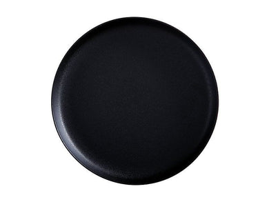 Maxwell & Williams Caviar High Rim Platter 33cm Black - ZOES Kitchen