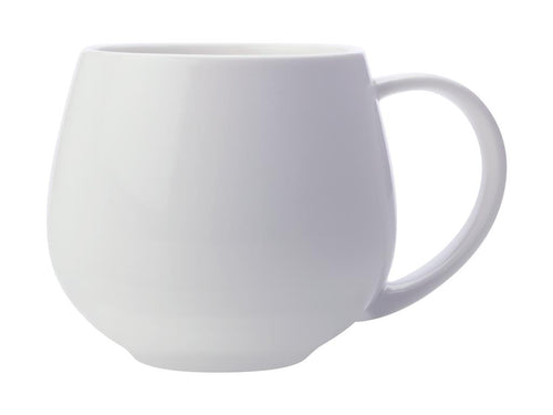MAXWELL & WILLIAMS WHITE BASICS SNUG MUG 450ML WHITE - ZoeKitchen
