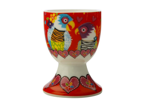 MW LOVE HEARTS EGG CUP TIGER TIGER