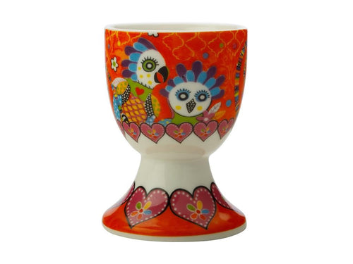Maxwell & Williams Love Hearts Egg Cup Fan Club - ZoeKitchen
