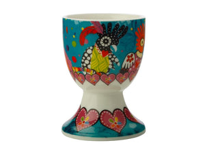 MW LOVE HEARTS EGG CUP CHATTER