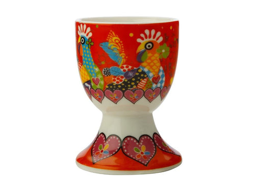 MW LOVE HEARTS EGG CUP CHICKEN DANCE