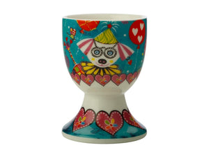 MW LOVE HEARTS EGG CUP OODLES OF LOVE