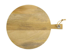 Maxwell & Williams Mezze Round Serving Board 45x36cm - ZOES Kitchen