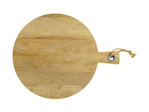 Maxwell & Williams Mezze Round Serving Board 58x46cm - ZOES Kitchen