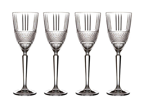 MW VERONA WINE GLASS 225ML SET OF 4 GIFT BOXED