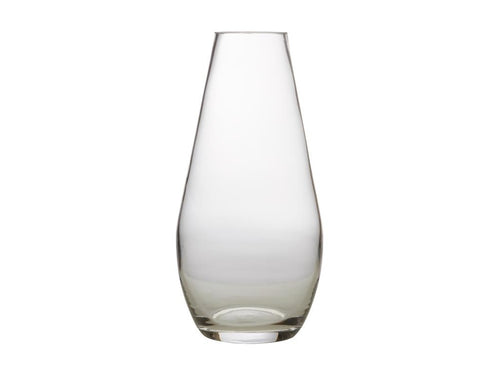 MAXWELL & WILLIAMS DIAMANTE TEARDROP VASE 25CM GIFT BOXED - ZoeKitchen