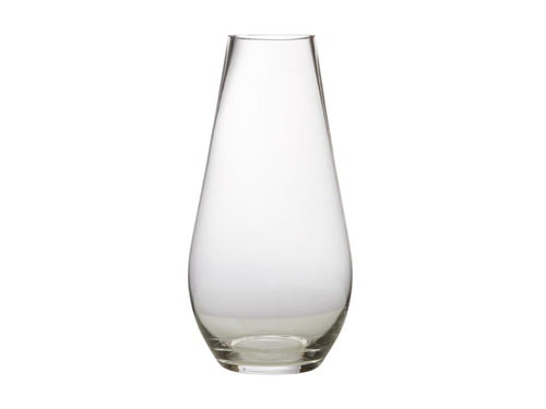 MAXWELL & WILLIAMS DIAMANTE TEARDROP VASE 30CM GIFT BOXED - ZoeKitchen
